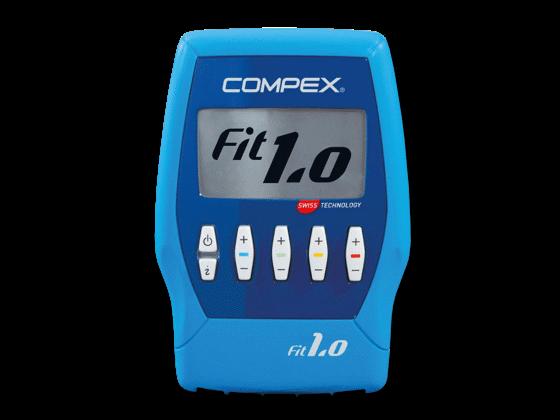 Compex Fit 1.0 fitnesz elektrostimulátor