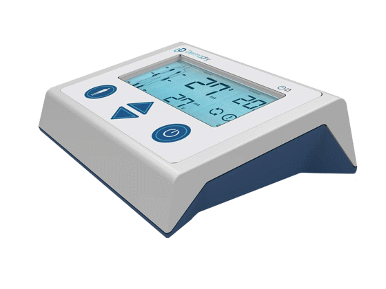 DermaDry Total hiperhidrózis kezelő készülék