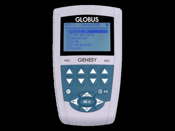 Genesy 300 Pro 4 csatornás TENS-EMS-Mikroáramú készülék
