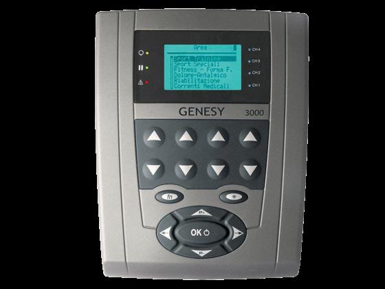 Genesy 3000 elektroterápiás készülék