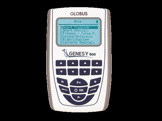 Genesy 600 TENS-EMS-Mikroáramú készülék