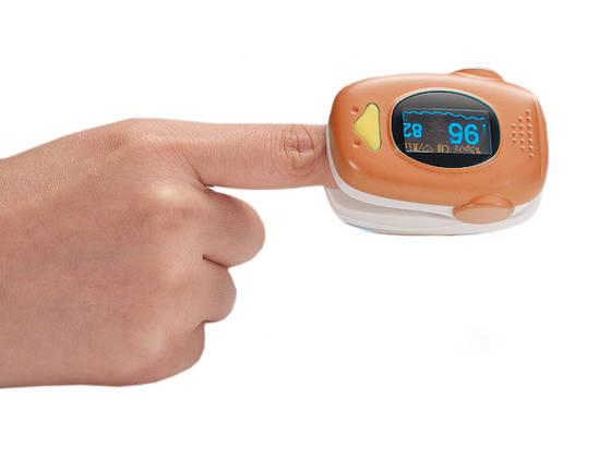 M70a ujjra csiptethető pulzoximéter gyermek/felnőtt