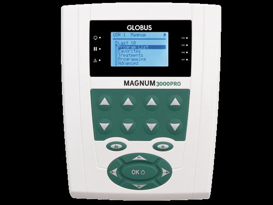 Magnum 3000 Pro mágnesterápiás készülék
