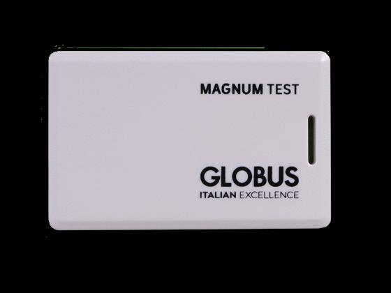 Magnum test - mágneses mező tesztelő