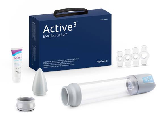 Medintim aktív erekció támogató készlet
