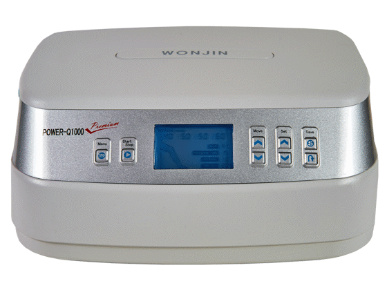 Power Q-1000 Premium nyirokmasszázs gép