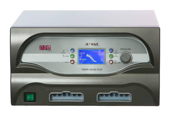 Power Q-6000 Plus compression therapy unit