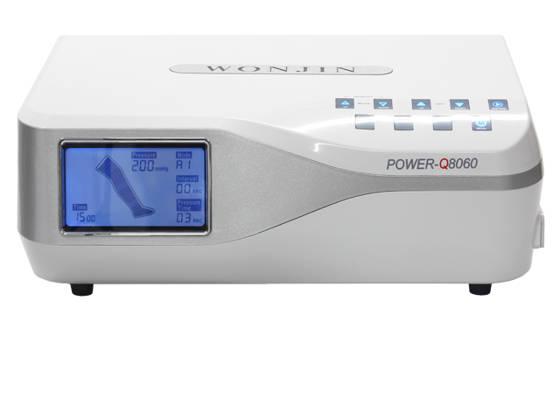 Power Q-8060 nyirokmasszázs gép