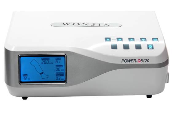 Power Q-8120 nyirokmasszázs gép