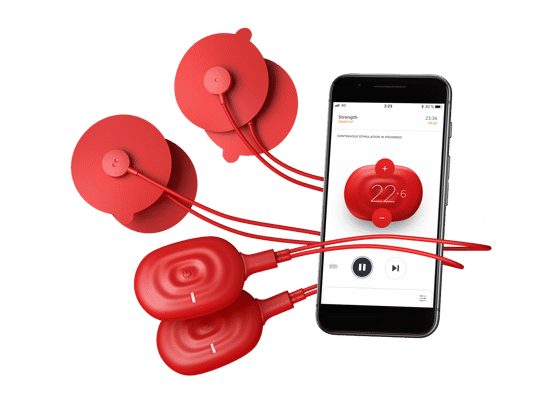 PowerDot 2.0 DUO RED