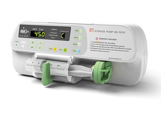 Fecskendős gyógyszerpumpa SN-50C6