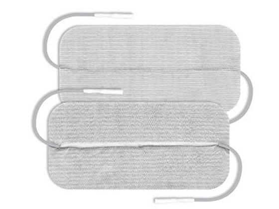 Myotrode Platinum Dupla TENS elektróda 50x100mm, tűcsatlakozós