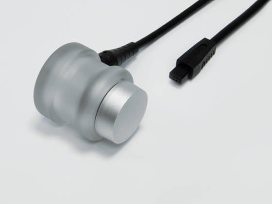 Ultrahang kezelőfej 1-3 Mhz 42 mm átmérő