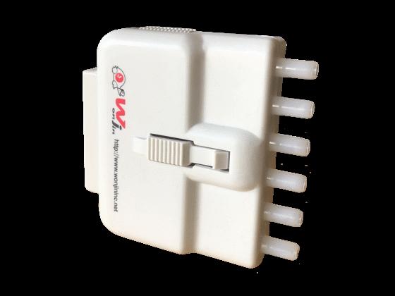 Vakdugó 6 légkamrás nyirokmasszázs készülékhez (Power Q-6000 Plus)