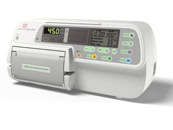 Volumetrikus infúziós pumpa SN-1500