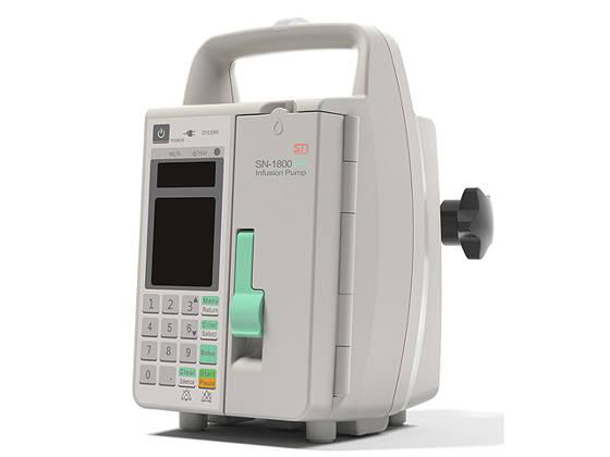 Volumetrikus infúziós pumpa SN-1800V